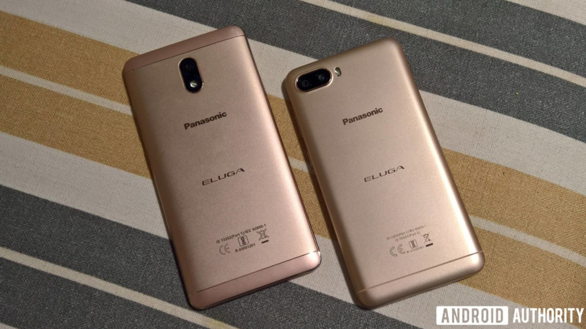 Panasonic launches two new budget smartphones in India – Eluga Ray 500 and Eluga Ray 700